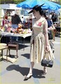 Dita Von Teese: Flea Market with a Friend