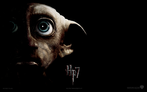 Harry Potter wallpaper entitled Dobby DH