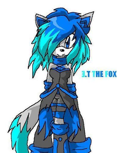 E.T the fox!