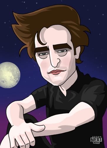 Edward Cullen Caricature