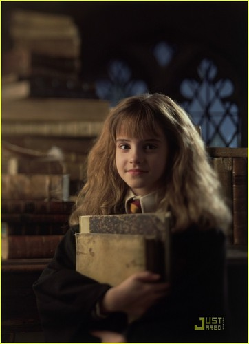 Emma Watson: Harry Potter & The Deathly Hallows Part I on DVD Today!