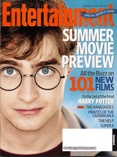 Entertainment Weekly April,2011
