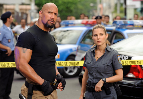 Fast Five - Hobbs & Neves
