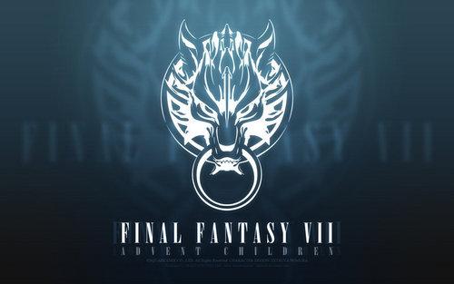Final pantasiya VII wolpeyper called Final FanTasy VII