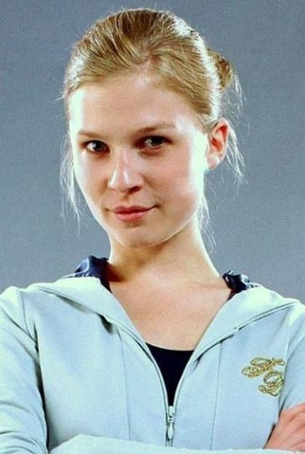 Fleur Delacour promo from Goblet of apoy