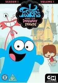 Foster's halaman awal For Imaginary friends