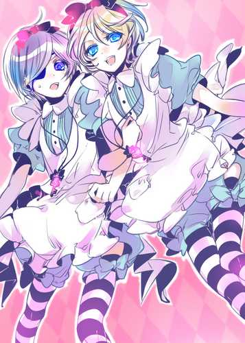Friendship in Wonderland