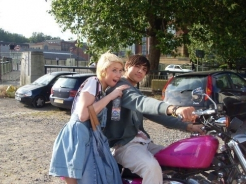 G2 Lily Loveless & Luke Pasqualino