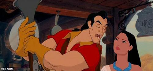 Gaston/Pocahontas