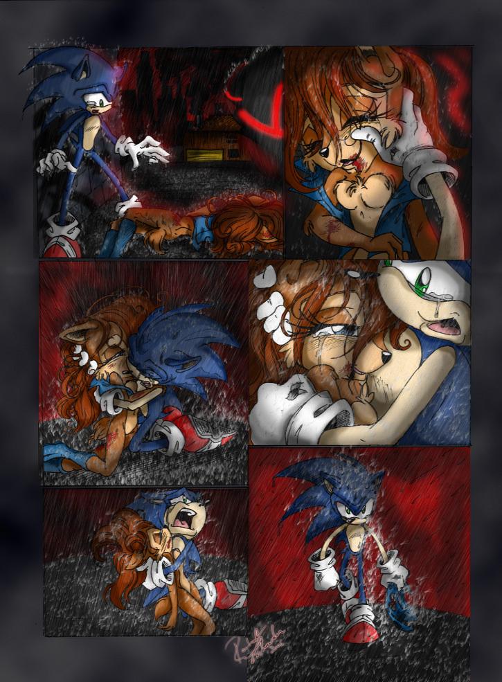 Ghosts Of You Sonic The Hedgehog Fan Art 21066228 Fanpop Page 7