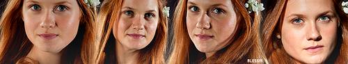 Ginny/Bonnie