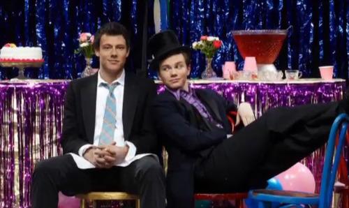 Glee - Prom -Kurt