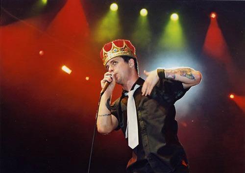 Green giorno King