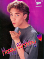 HAPPY BIRTHDAY ! - jonathan-brandis fan art