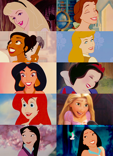Happy Princesses