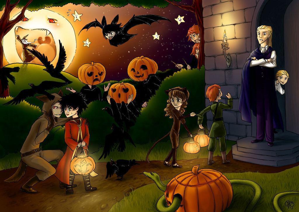 Harry Potter Halloween