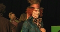Hatter - Behind The Scenes - mad-hatter-johnny-depp photo