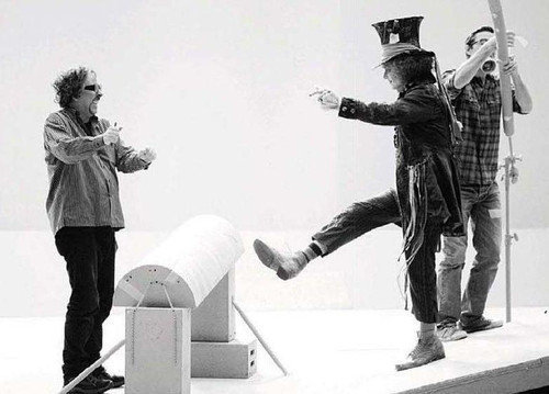 Hatter - Behind The Scenes