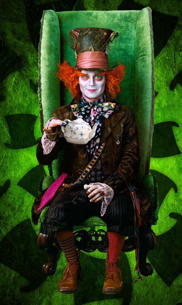 Image result for JD and Mad Hatter