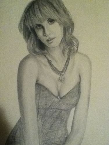 Hayley Williams WIP