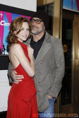Hilarie BurtonOpening night of the Broadway production of 'Catch Me If You