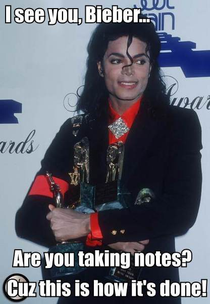 I LOVE u MICHAEL!!!