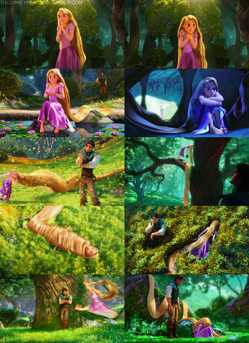 Indecisive Rapunzel