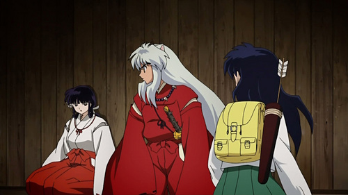Inuyasha.:The Final Act:. Hintergrund entitled Inuyasha Kanketsu-hen