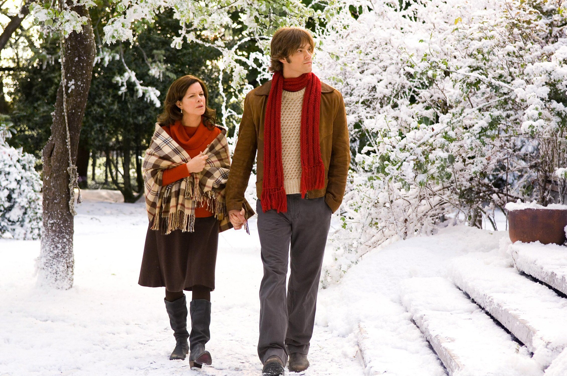 Jared - Thomas Kinkade's início For natal