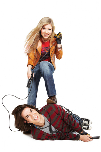 Jennette &amp; Jerry - jennette-mccurdy Photo