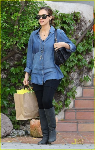 Jessica Alba: 'I Felt Liberated' After Pregnancy!