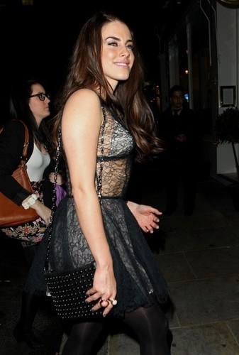 Jessica Lowndes at Embassy Nightclub