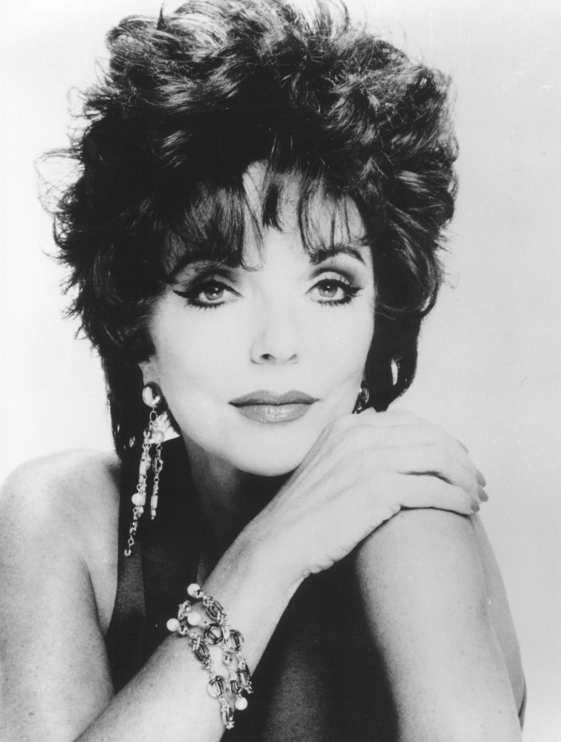 joan collins - joan collins photo (21097689) - fanpop