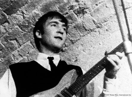 John Lennon Обои possibly with a guitarist entitled John Lennon
