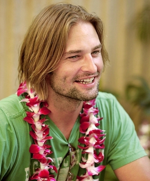 cute josh holloway - josh-holloway fan art