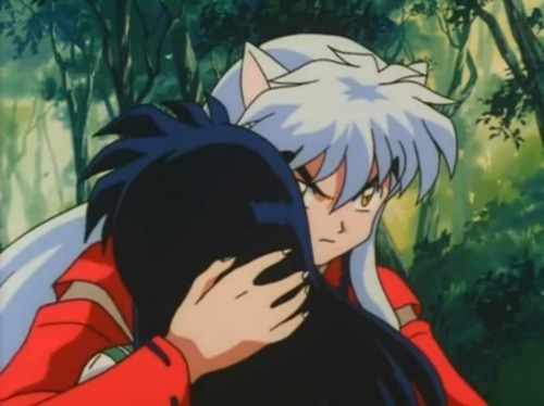 Kagome and 犬夜叉 ♥