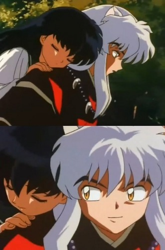 Kagome and ইনুয়াসা ♥