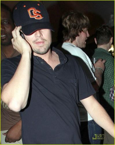 Leonardo DiCaprio: Coachella संगीत Festival!