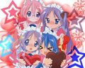 Lucky Star - just-anime photo