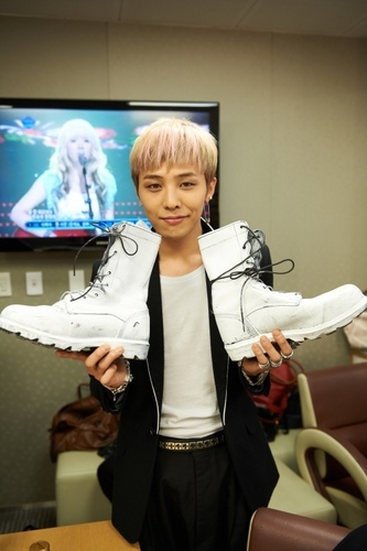 ME2DAY UPTADE OF G-DRAGON