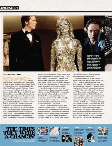 Magazine Scans: Total Film (UK) - June 2011