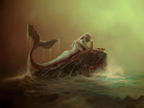 MerMaid &lt;3 - mermaids Wallpaper