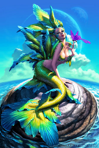 Mermaids wallpaper titled MerMaid <3