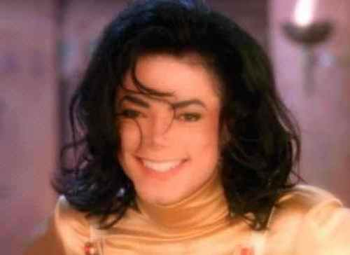 Michael Jackson Sweet Smile