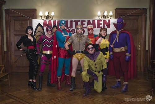 Minutemen - watchmen Photo