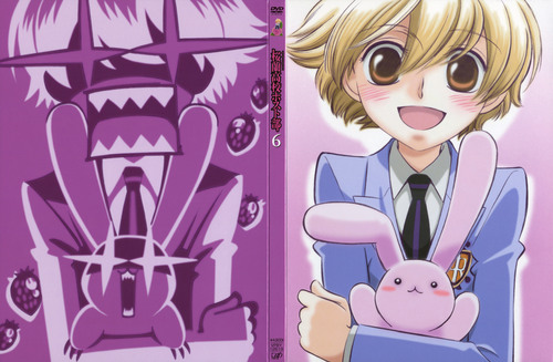 ouran high school host club wallpaper with anime entitled Mitsukuni