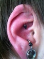 My ears - piercings photo