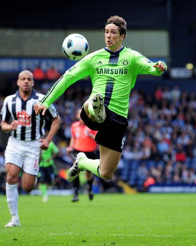 Nando - Chelsea(3) vs West Bromwich Albion(1)