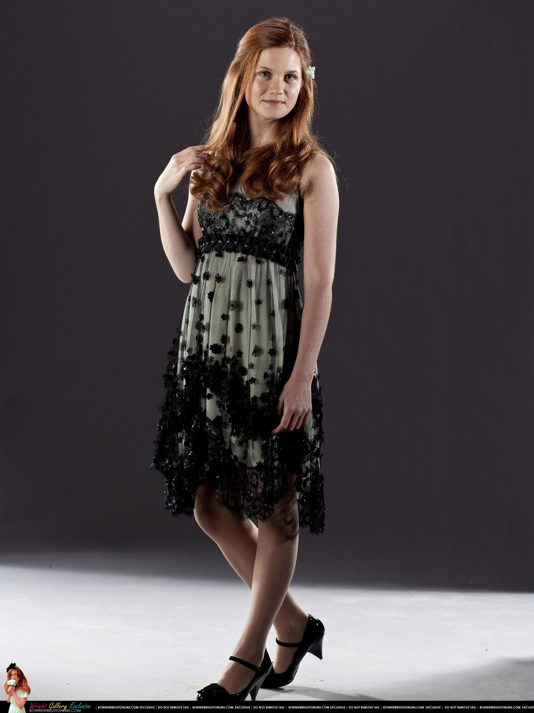 new ginny promo pics ginny weasley photo 21000101. Black Bedroom Furniture Sets. Home Design Ideas