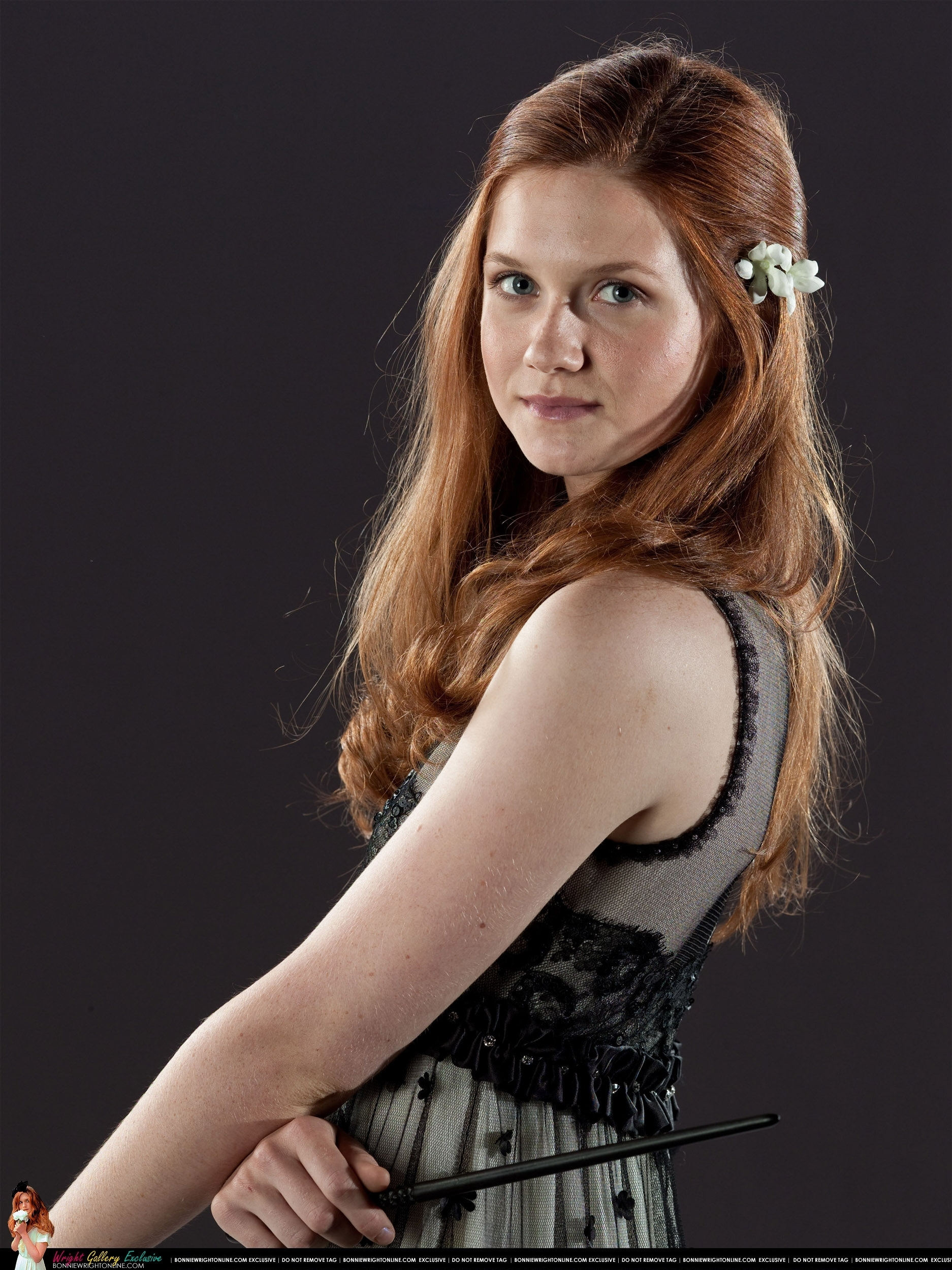 ginny weasley images new ginny promo pics hd wallpaper and